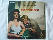 HUGO FRIEDHOFER Boy on a Dolphin Soundtrack OST LP Jap