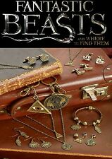 Official Fantastic Beasts & Where To Find Them Necklaces, Charms, Earrings, etc