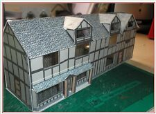 Shakespeare's House  - HO/OO - N Gauge - 100th scale