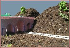 Single Track Road Bridge.- Card Kit, HO/OO, N Gauge, 1:100 scale
