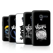 Offiziell The Vamps Hülle/Case für Alcatel Pop D3 /The Vamps Graffiti Band Logo