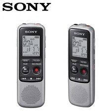 Sony 4GB ICD - BX140 MP3 Digital Voice IC Recorder