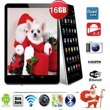 7'' A33 Q88H Quad Core Doppia Camera Google Android 4.4 16GB Tablet PC WI-FI