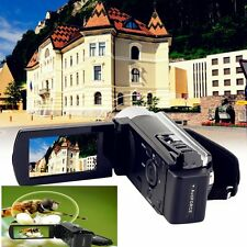 "Neu 1080P HD CAMCORDER DIGITAL VIDEOKAMERA 3.0""/2.7'' TFT LCD 16XZOOM DV CAMERA"