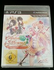 Atelier Meruru: The Apprentice of Arland (Sony PlayStation 3, 2012, DVD-Box)