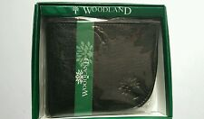 Woodland New Money Wallet Black Colour  for Men's with Card Slots
