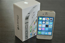Apple iPhone 4s 64 GB Factory Unlocked White ios 6.0.3