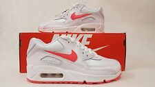 NIKE Air Max 90 Glow ( GS ) - UK 3 & 5.5 - ( 685602 100 )