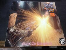 RUNNING WILD - GATES TO PURGATORY LP