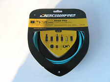 BIANCHI CELESTE ROAD CABLE SET by JAGWIRE