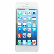 Brand New Apple  iPhone 5 16GB Factory Unlocked + 6 Months Warranty (Imported)