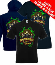 Three Storms Big Trouble In Little China Retro Movie T Shirt / Hoodie