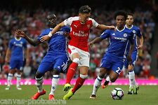 Mesut Ozil - Arsenal FC - 2016/17 - A1/A2/A3/A4 Poster / Photo Print