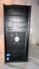 Dell OptiPlex 780 PC Desktop - Core 2 Duo E8400 2x 3,0GHz 4GB RAM 250GB HDD