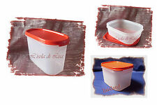 TUPPERWARE. SET 3 PEZZI DISPENSA TUPPERWARE. INTROVABILE OFFERTA!!!