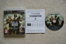 Army Of Two The Devil's Cartel PS3 Game -1st Class FREE UK POSTAGE