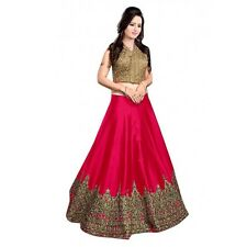 Bollywood Inspired : Traditional Pink Lehenga Choli - 60147F