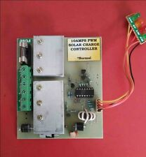 SOLAR CHARGE CONTROLLER NORMAL 12V/10A/DC BOARD FOR SOLAR HOME  LIGHTING