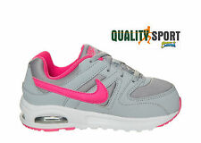 Nike Air Max Command Grigio Bambina Scarpe Shoes Sportive Sneakers 844350 061