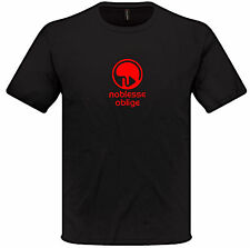 Eden Of The East Noblesse Oblige T-Shirt S-XXL Mens Womens Cosplay Anime