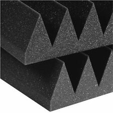Acoustic Foam Wedge 2 24 x 24 2'x2' 4 sq Ft SINGLE - SoundProofing/Blocking/Abso