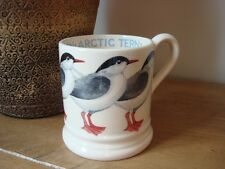 Emma Bridgewater BIRDS - ARCTIC TERN  1/2 Pint Mug - New/1st