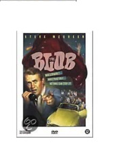 THE BLOB DVD Steve McQueen Brand New and Sealed Original UK Release
