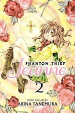 Phantom Thief Jeanne by Arina Tanemura 9781421565910 (Paperback, 2014)