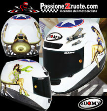 Casco Suomy Apex La Cocca integral fibra