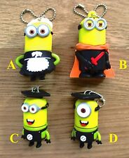 Cartoon Heroes Minions 8/16/32/64GB USB 2.0 Flash Drive Memory Stick Gift