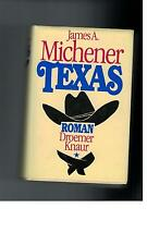 James A. Michener - Texas - 1986