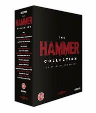 HAMMER HORROR DVD BOX SET COMPLETE 21 MOVIE FILMS COLLECTION Brand New UK Sealed