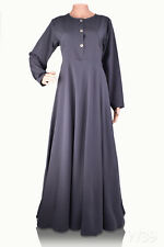 Abaya// Jilbab/ /Abaya/ Kaftan - Size 10, 12, 14 - Lengths 50,51,52,53,54,55,56""
