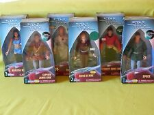 STAR TREK ACTION FIGURES PLAYMATES MIB - MANY TO CHOOSE FROM