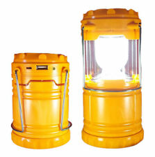 Solar 8 Led Rechargeable Lantern Bright Light Torch Mobile Phone Charging Lamp