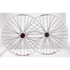 "Tune King & Kong + NoTubes Crest 29"" set ruote bicicletta - bianco-rosso - MTB"