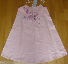 Nolita Pocket girl Crow summer pink dress  13-14 y  BNWT designer
