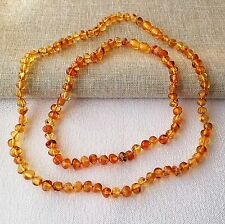 Adult & Baby Amber Necklace, Jewelry for Womens Baltic Amber necklace for adult