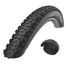 "26"" X 2.10 SCHWALBE RAPID ROB Bike / Cycle Tyre + FREE TUBE*"