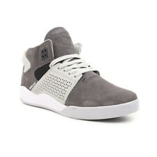 Supra Shoes Skytop 3 High Top – Gradient Grey White