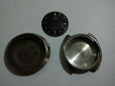 Lots Of 2 Omega Case/Backcase Dynamic & Seamaster Cosmic w/ Dial