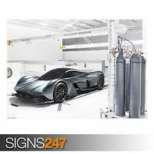 2018 ASTON MARTIN RED BULL (9255) Photo Picture Poster Print Art A0 A1 A2 A3 A4