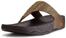 Mujer Original FitFlop Rokkit Bronce Mineral (B21)