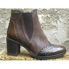 Scarpe Igi&Co Classic Booties 68313 00 Donna Naplak Mud Made in Italy