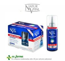 NATURALEZA Y VIDA ANTI-CHUTE INTENSIF TONIQUE SÉRUM AMPOULES ANTI CHEVEUX CHUTE