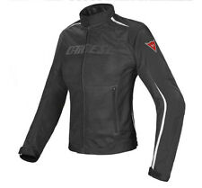 Giacca moto donna Dainese Hydra Flux D-dry lady nero impermeabile traforata