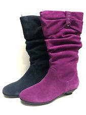 SCARPE STIVALI BIMBA LELLI KELLY ORIGINALE LK9001 PELLE SHOES BOOT LEATHER GIRL