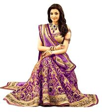 Bollywood Inspired -  Festival Wear Purple Lehenga Choli - 60224E