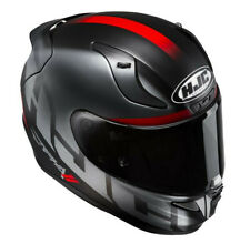 Casco integrale moto Hjc Rpha 11 Spicho Mc-5sf visiera smoke inclusa
