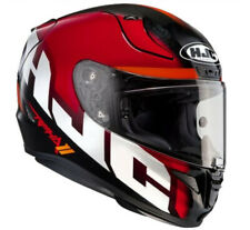 Casco integrale moto Hjc Rpha 11 Spicho Mc-1sf visiera smoke inclusa